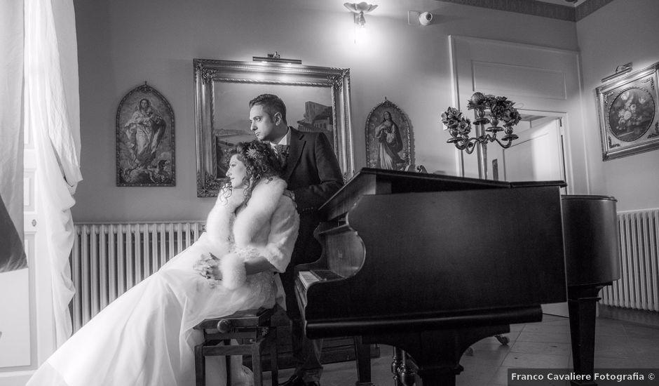 Il matrimonio di Tommaso e Teresa a Altavilla Irpina, Avellino