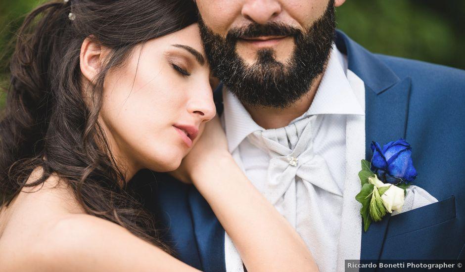 Il matrimonio di Demis e Luana a Torre d'Isola, Pavia