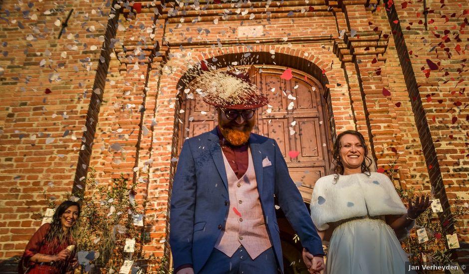 Il matrimonio di Daniele e Monika a Oviglio, Alessandria