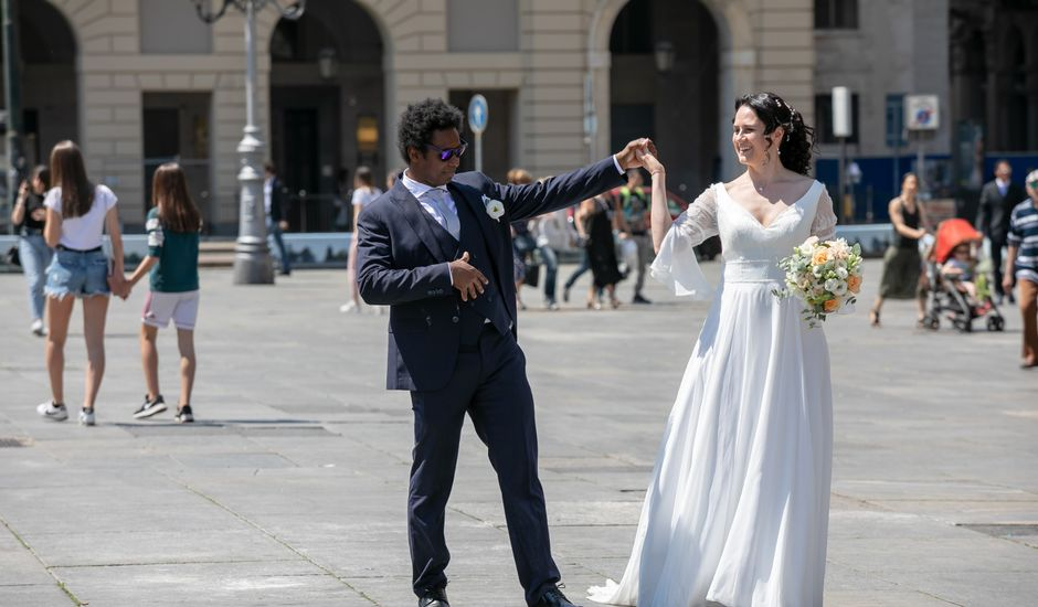 Il matrimonio di Alessandro e Renata a Torino, Torino