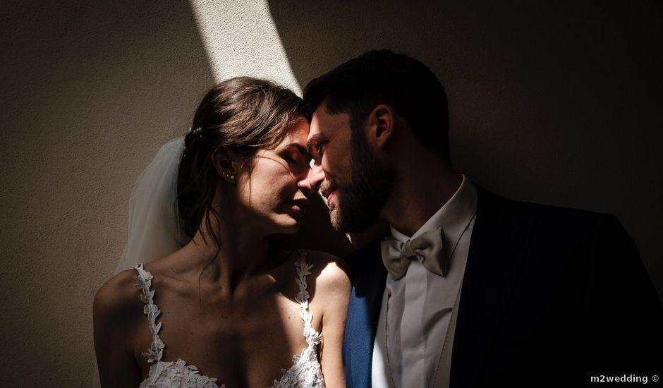 Il matrimonio di Matteo e Miriam a Milano, Milano