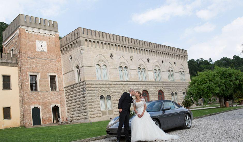 Il matrimonio di Benedetta e Alberto a Este, Padova