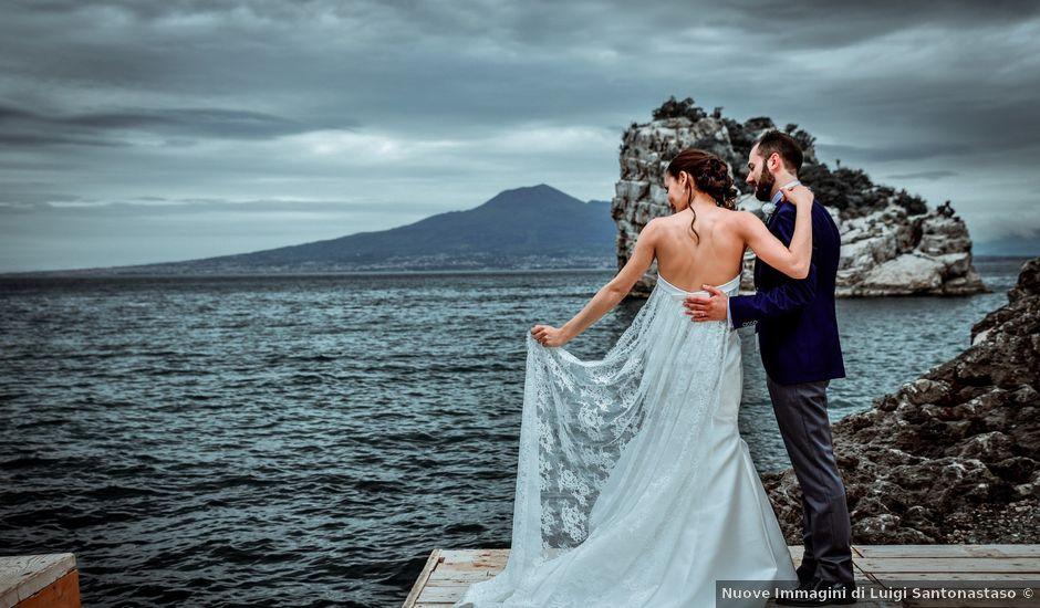 Il matrimonio di Mario e Marilena a Vico Equense, Napoli