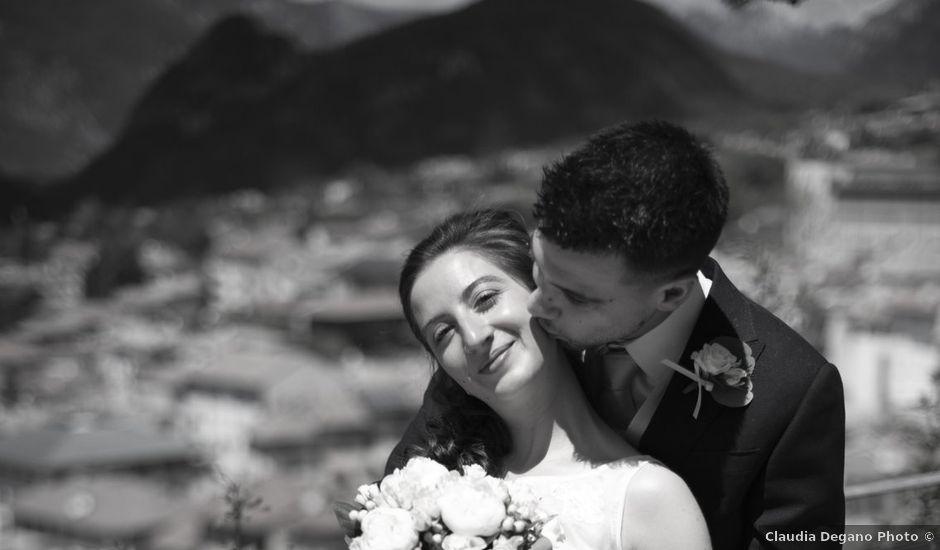 Il matrimonio di Marco e Martina a Gemona del Friuli, Udine
