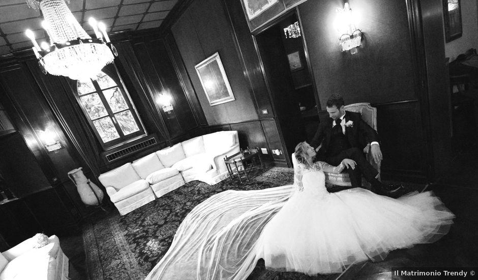 Il matrimonio di Matteo e Giulia a Limbiate, Monza e Brianza