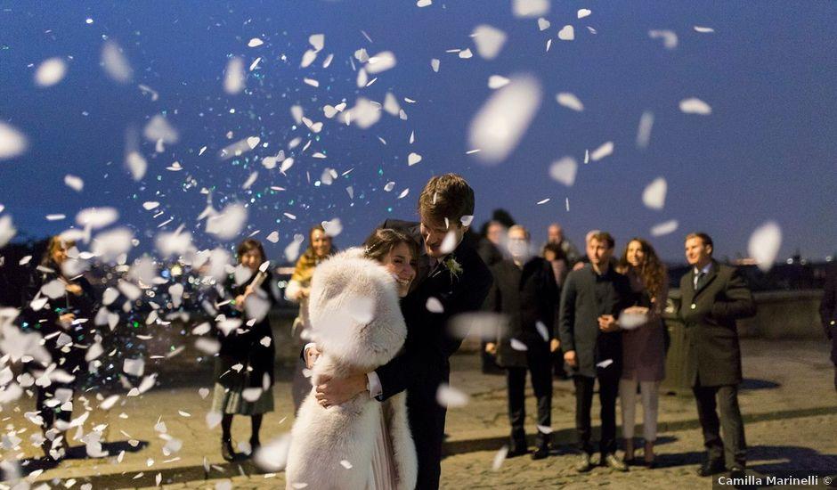 Il matrimonio di Alberto e Ludovica a Roma, Roma