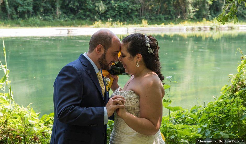 Il matrimonio di Marco e Sara a Turbigo, Milano