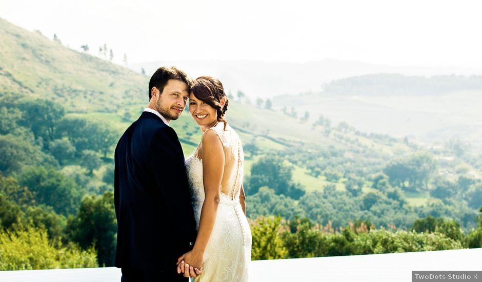 Il matrimonio di Fabio e Izabel a Catanzaro, Catanzaro