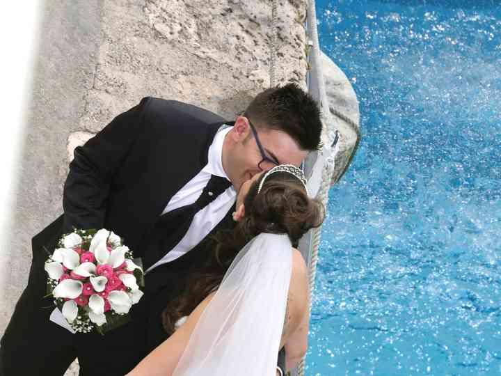 Le nozze di Maria e Unberto