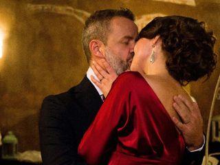 Le nozze di Luiza e Matteo