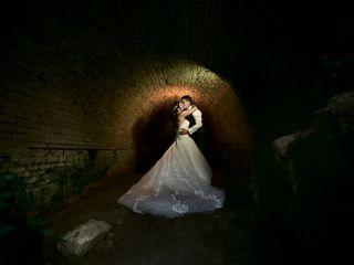 Le nozze di Samanta e Andrea