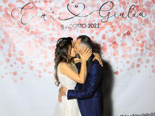 Le nozze di Giulia  e Endri 1