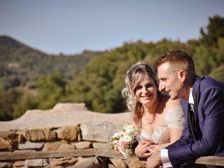 Le nozze di David e Elena