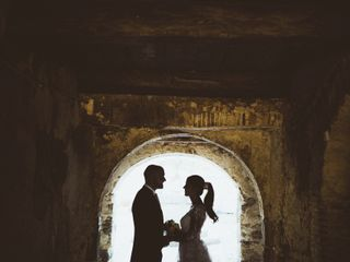 Le nozze di Carla e Domenico