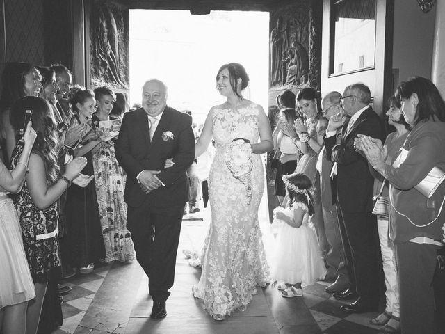 Il matrimonio di Francesco e Vanessa a Monte San Giovanni Campano, Frosinone 12