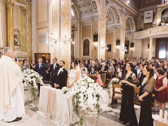 Il matrimonio di Francesco e Vanessa a Monte San Giovanni Campano, Frosinone 13