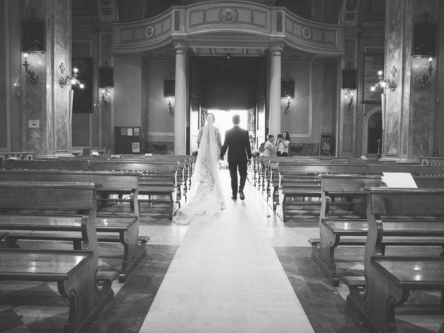 Il matrimonio di Francesco e Vanessa a Monte San Giovanni Campano, Frosinone 14