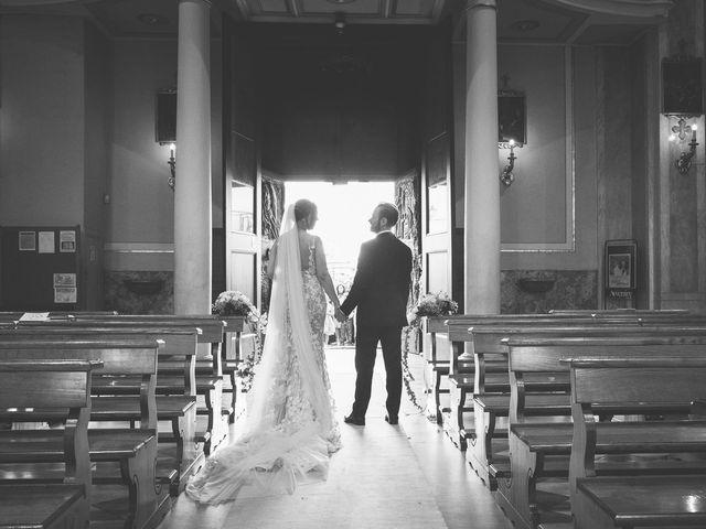 Il matrimonio di Francesco e Vanessa a Monte San Giovanni Campano, Frosinone 15