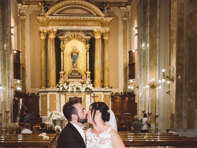 Il matrimonio di Francesco e Vanessa a Monte San Giovanni Campano, Frosinone 16
