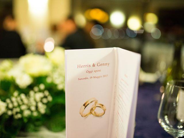 Il matrimonio di Herris e Genny a Sarcedo, Vicenza 12