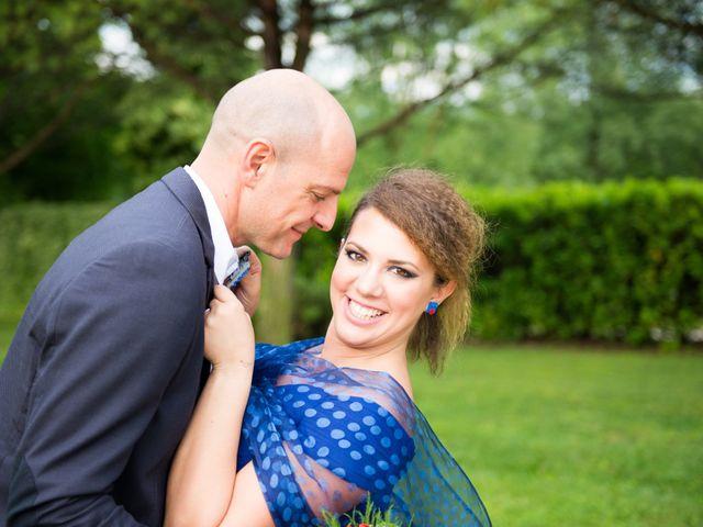 le nozze di Genny e Herris