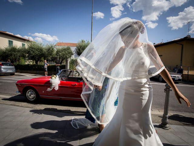 Il matrimonio di Andrea e Giulia a Firenze, Firenze 23