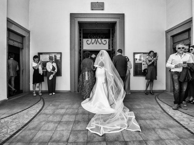 Il matrimonio di Andrea e Giulia a Firenze, Firenze 24