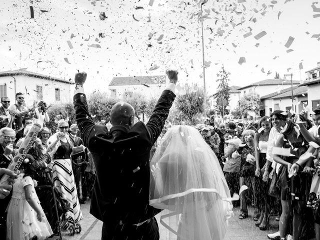 Il matrimonio di Andrea e Giulia a Firenze, Firenze 35