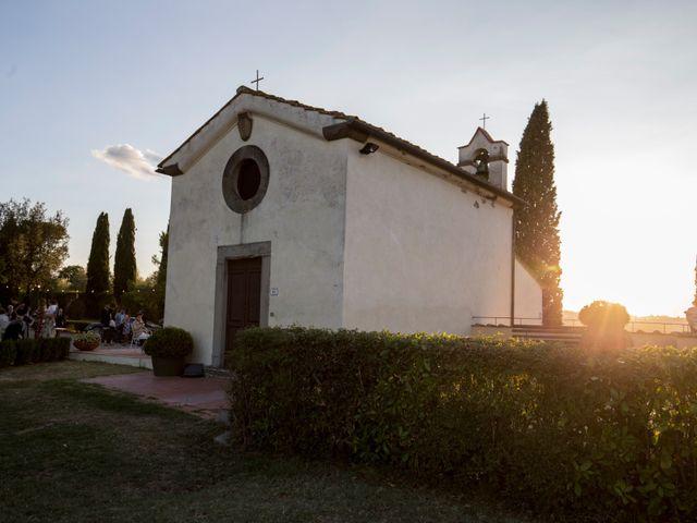 Il matrimonio di Andrea e Giulia a Firenze, Firenze 48