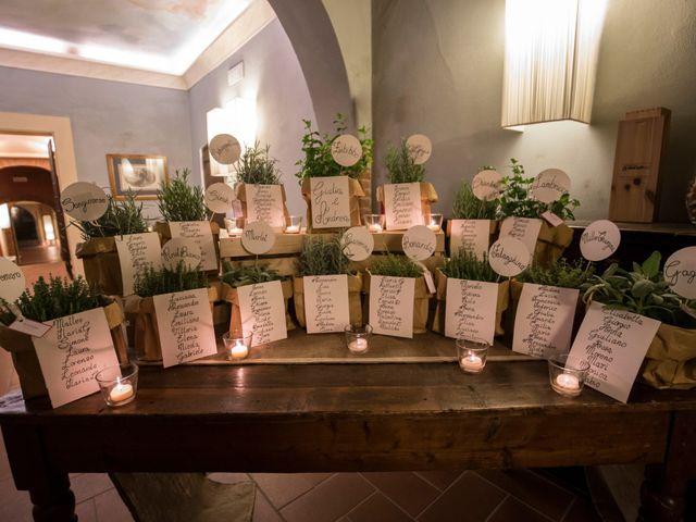 Il matrimonio di Andrea e Giulia a Firenze, Firenze 58