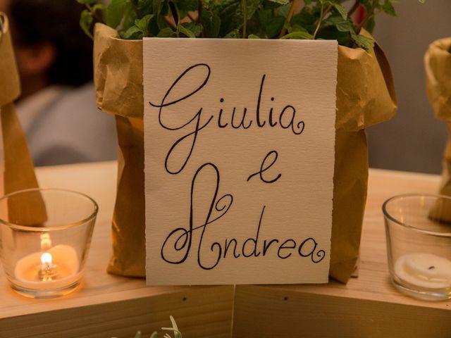 Il matrimonio di Andrea e Giulia a Firenze, Firenze 75