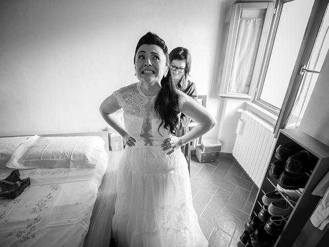 Il matrimonio di Alessio e Laura a Calenzano, Firenze 8