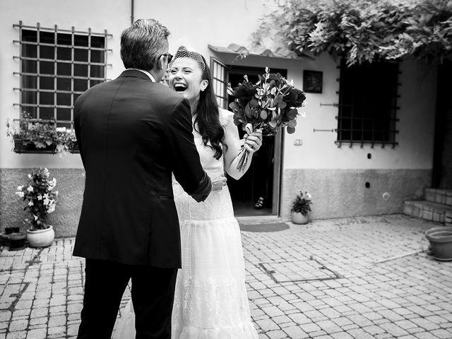 Il matrimonio di Alessio e Laura a Calenzano, Firenze 9