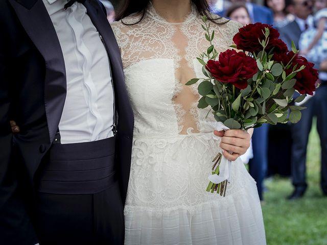 Il matrimonio di Alessio e Laura a Calenzano, Firenze 11