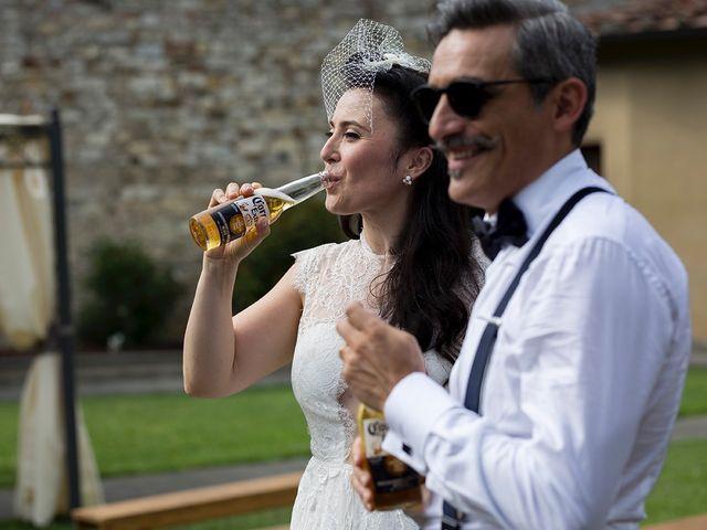 Il matrimonio di Alessio e Laura a Calenzano, Firenze 13