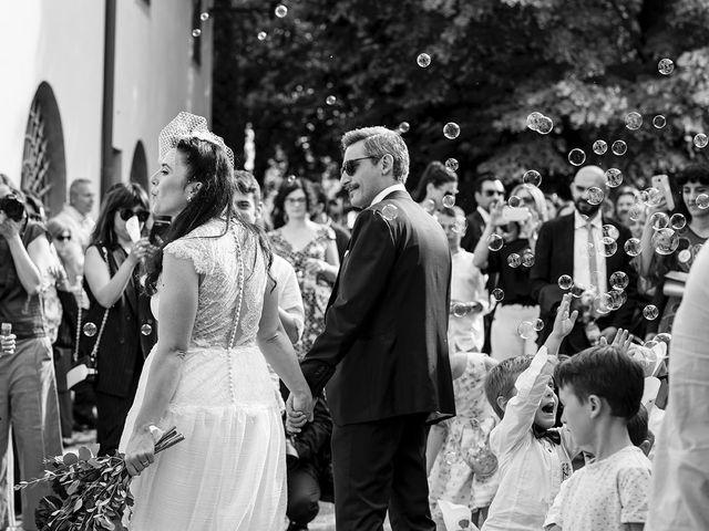 Il matrimonio di Alessio e Laura a Calenzano, Firenze 15