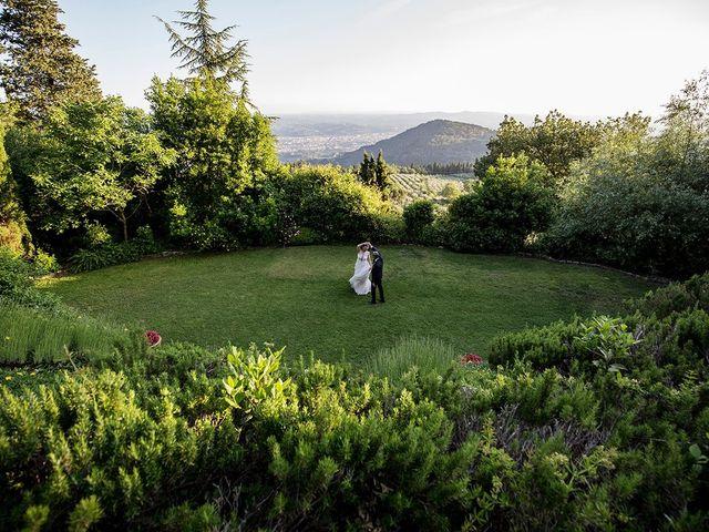 Il matrimonio di Alessio e Laura a Calenzano, Firenze 19