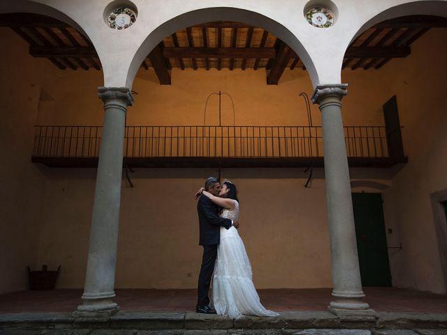 Il matrimonio di Alessio e Laura a Calenzano, Firenze 21