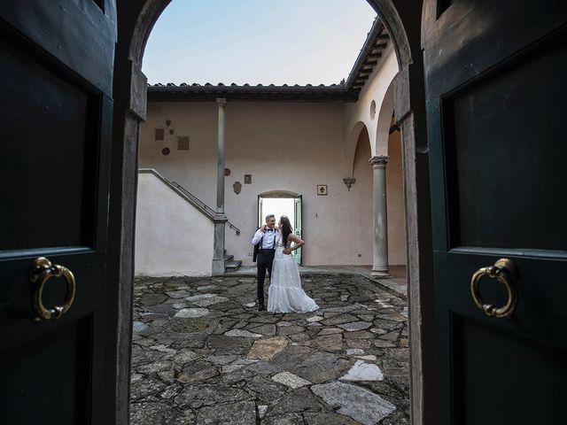 Il matrimonio di Alessio e Laura a Calenzano, Firenze 22