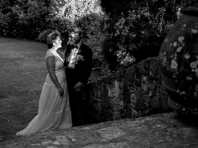 Il matrimonio di Alessio e Laura a Calenzano, Firenze 23