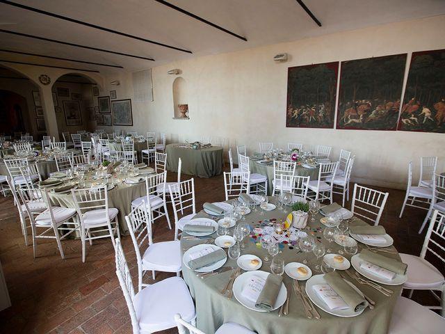 Il matrimonio di Alessio e Laura a Calenzano, Firenze 24