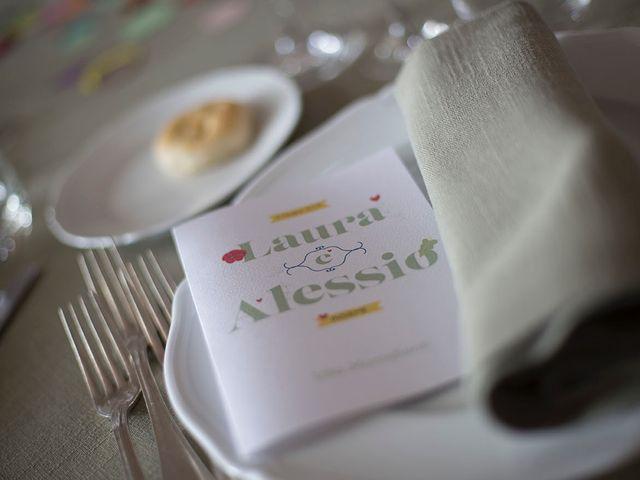 Il matrimonio di Alessio e Laura a Calenzano, Firenze 25