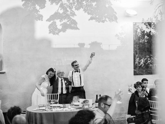 Il matrimonio di Alessio e Laura a Calenzano, Firenze 28
