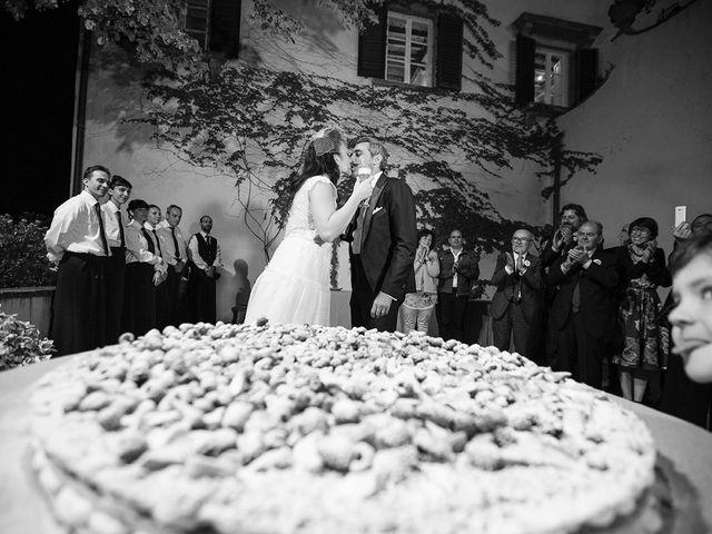 Il matrimonio di Alessio e Laura a Calenzano, Firenze 30