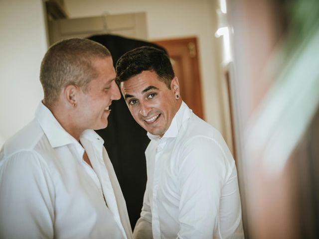 Il matrimonio di Claudio e Sara a Alliste, Lecce 6