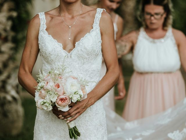 Il matrimonio di Claudio e Sara a Alliste, Lecce 12