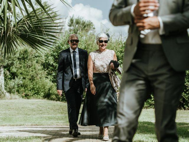 Il matrimonio di Claudio e Sara a Alliste, Lecce 13
