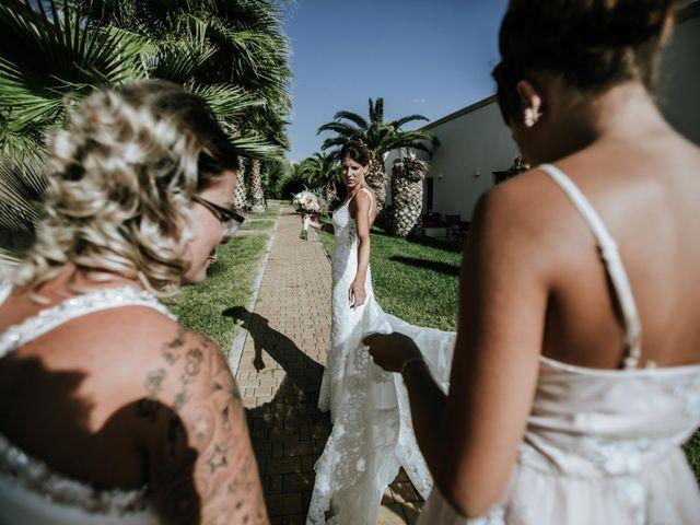 Il matrimonio di Claudio e Sara a Alliste, Lecce 14
