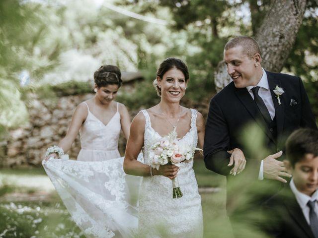 Il matrimonio di Claudio e Sara a Alliste, Lecce 16
