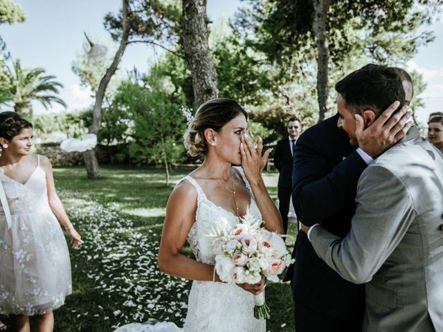 Il matrimonio di Claudio e Sara a Alliste, Lecce 17
